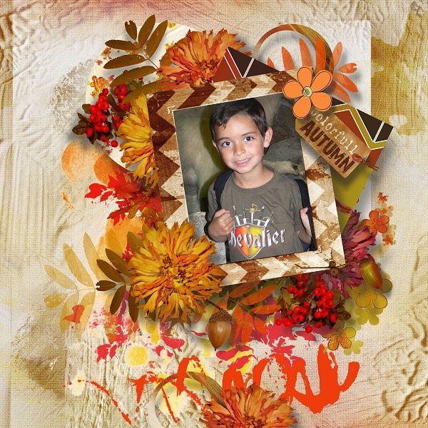 Colorful autumn de Sekada designs http://www.mscraps.com/shop/sekadadesigns/?treemenu=y