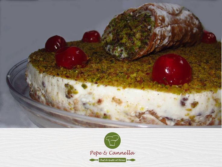 Cannolo cheesecake