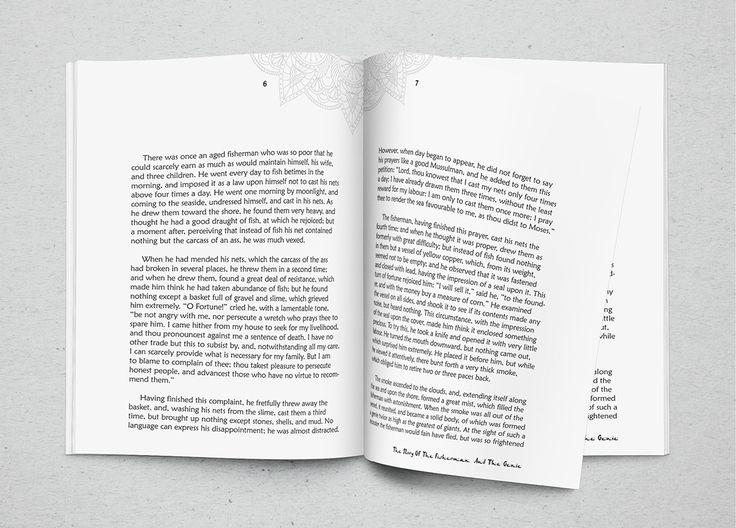 book interior redesign