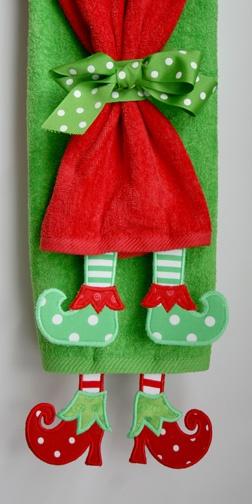Elf Towel