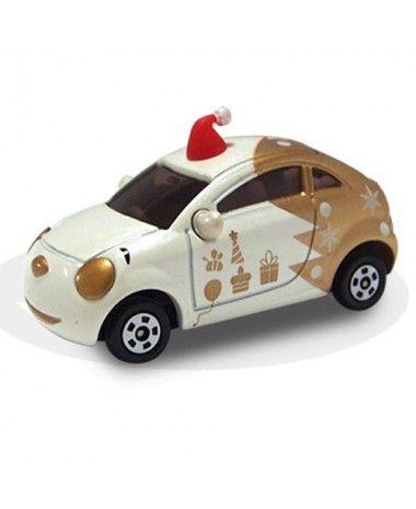 Tomica Disney Motor Christmas Special Edition Corrot Winnie the Pooh รถเหล็กลิขสิทธิ์แท้จากประเทศญี่ปุ่น