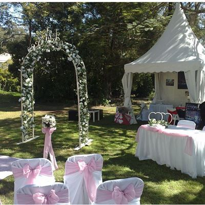 Excel Event Equipment Hire - Wedding Party Hire