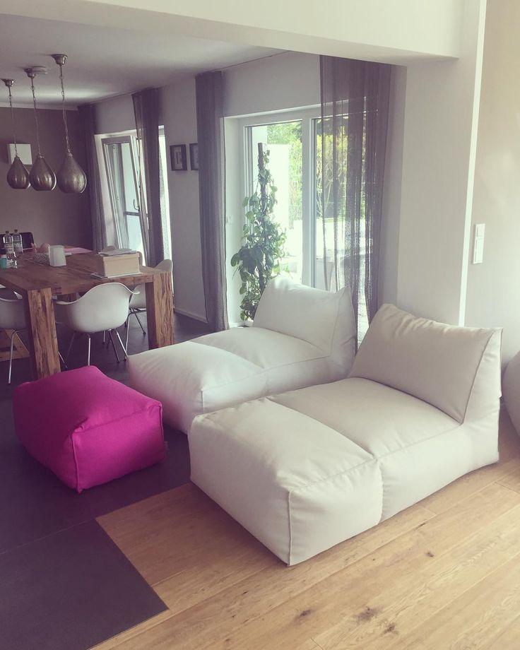 The 25+ Best Ideas About Loungemöbel Garten On Pinterest ... Liegestuhl Im Garten 55 Ideen Fur Gestaltung Vom Lounge Bereich