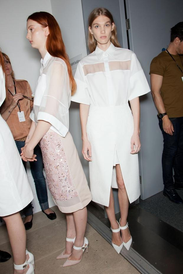 Preen Backstage S/S '13