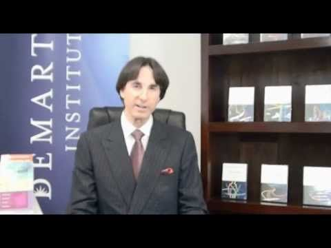 Are you being bullied? Demartini It! Dr Demartini discusses practical action steps to assist you in overcoming bully behavior. For more information on dealing with Bullying or dissolving any other emotion that may be holding you back, contact the Demartini Institute and ask about the Breakthrough Experience, a 2 day seminar presented by Dr Demartini. The Breakthrough Experience will show you how to solve your challenges and how to live your most inspired and empowered life…