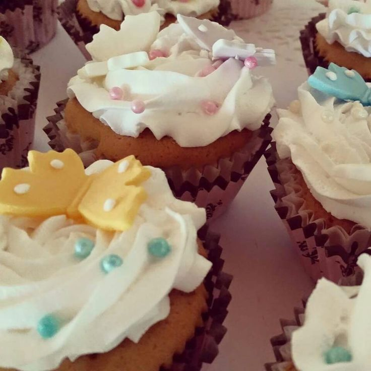 Beautiful cupcakes for any ocation