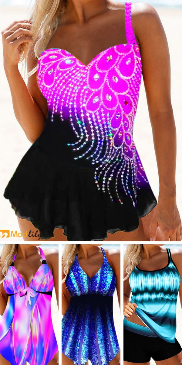 fashion swimsuit style