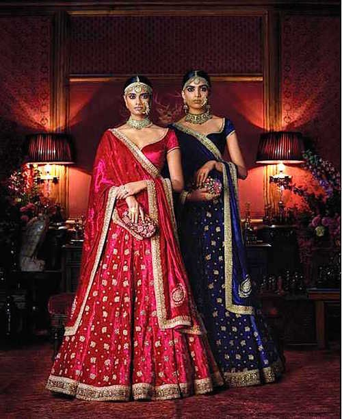Sabyasachi • Brides To Be 2016 •…