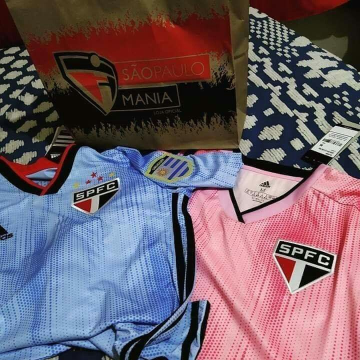 Pin de Nalini Santos em SPFC Camisa do são paulo