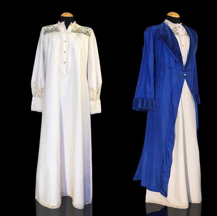 Moda 1900 mujer #vestuario #vintage