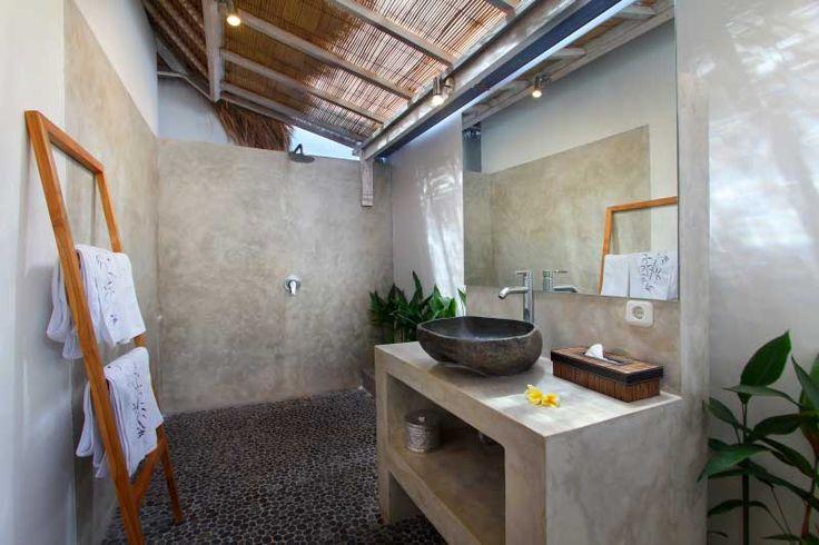 #Balinese #bathroom