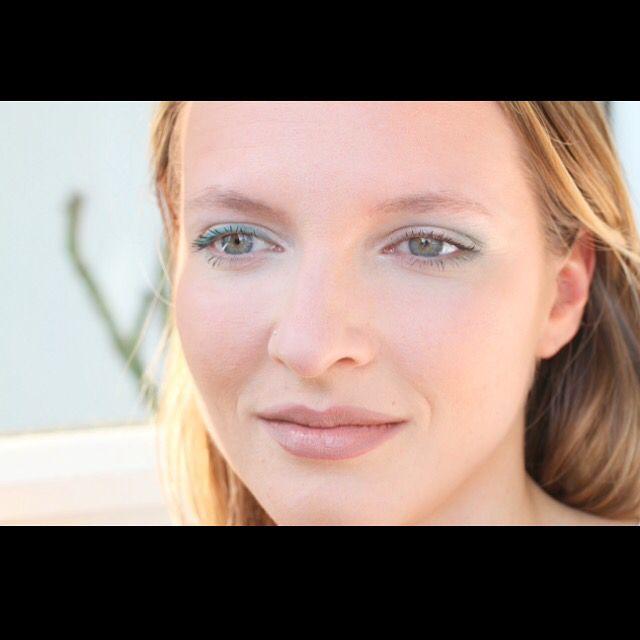 Summer make up tutorial - for more infos: http://sulzlife.tumblr.com/post/119591718779/sommermakeup-tutorial-feat-nora-willkommen-zum