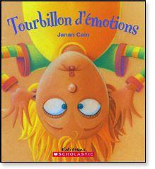 Tourbillon d'émotions Éditions Scholastic