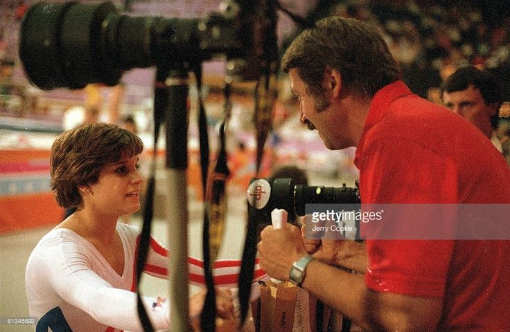 USA Mary Lou Retton, 1984 Summer Olympics Pictures | Getty Images