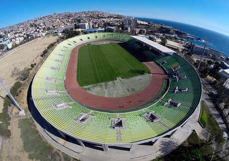 Estadio Elías Figueroa Brander, Valparaíso.