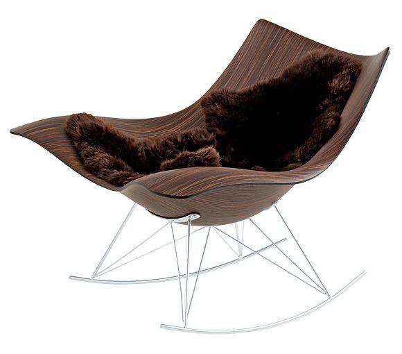 北欧家具:STINGRAY ロッキングチェア / トーマス・ペーダーセン |北欧家具・雑貨のインテリア通販ショップ - morphica