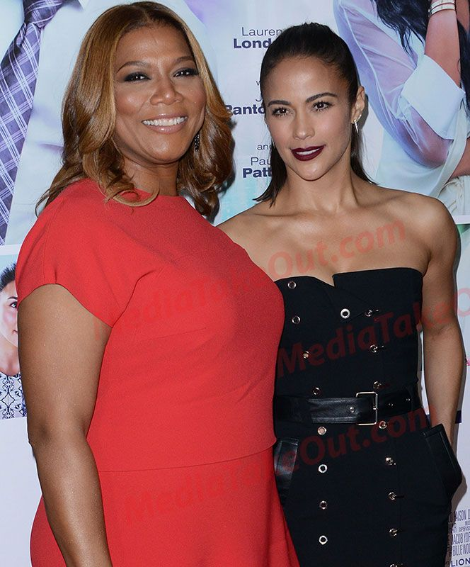 WE TOLD Y'ALL That Queen Latifah Was Dating Paula Patton . . . OHHHH LAWWDD!!