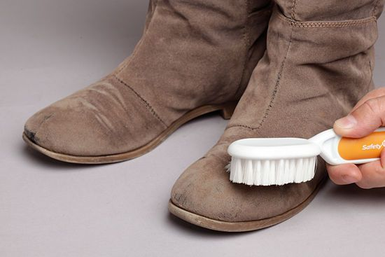 how to clean your shoes wikihow
