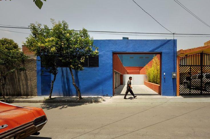 MCI DF, Città del Messico, 2015 - P+0 Arquitectura