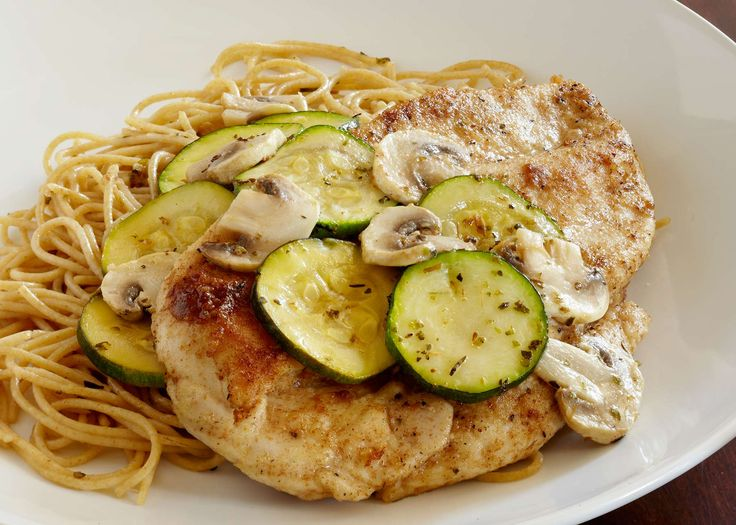 Here is a delicious Italian chicken dish that is a super delicious and pretty straightforward to make.