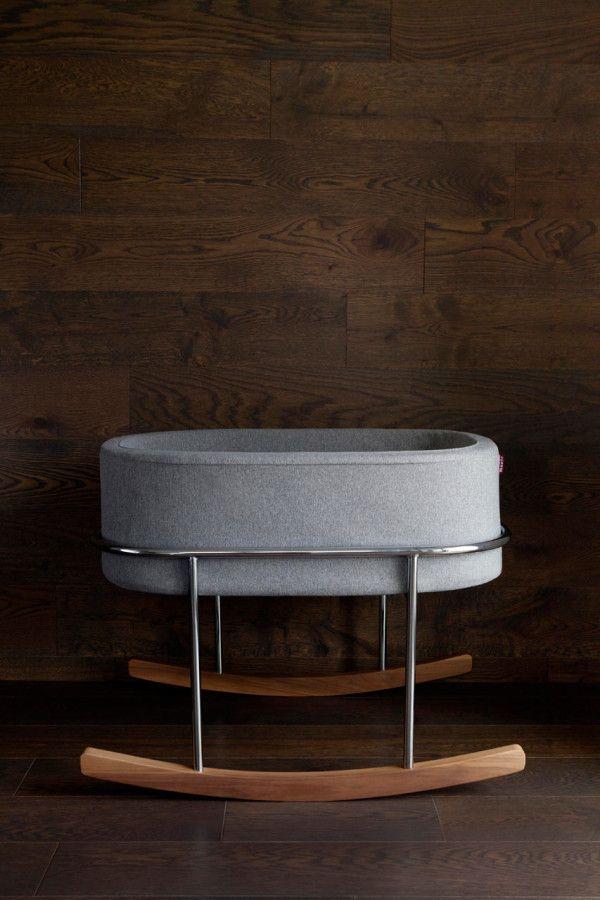 Rockwell Bassinet for Monte Design by Ralph Montemurro