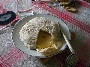Photo de la recette Reblochon en croûte de sel envoyée par Mac'Haron