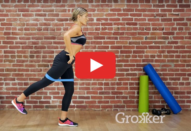 Get a total-body workout at home. Just in time for the holidays via grokker.com