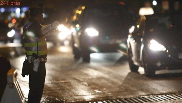 Infraccionan y sacan de circulación autos usados como Uber en la región de Valparaíso