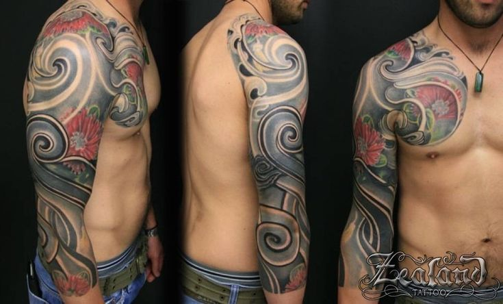 Colorful Japanese Tattoo Sleeve - Google Search