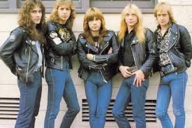 Stories and Biographies of Rock: Iron Maiden