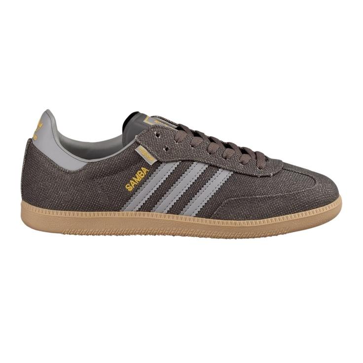 Mens Adidas Samba Hemp Athletic Shoe