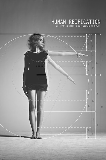 Human Reification - Concept artist Paul Gisbrecht deals with the question whether the perfect human is measurable.