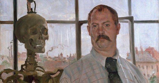 Lovis Corinth, el pintor al que un ictus convirtió en genio expresionista | revista Arte y Pintura al Dia