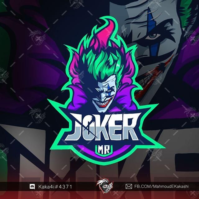 Simple License Compatibility: Adobe illustrator Vector: Yes File Types: …    Joker logo, Logo design art, Pet logo design