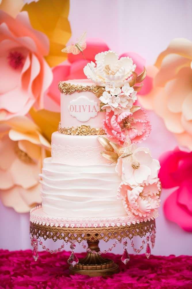 Tea Party Birthday Party Ideas Gorgeous Cakes Tea Party