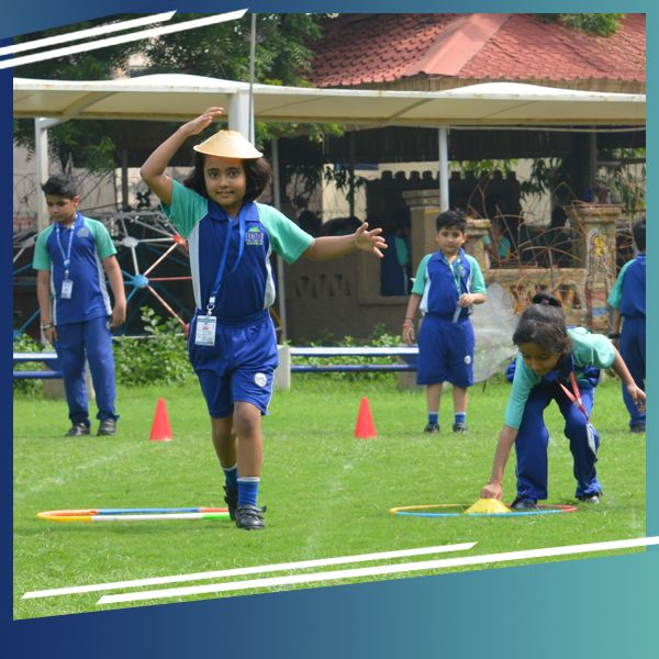 #KPS celebrated #NationalSportsDay today with students participating in various sporting events like running, relay and pyramid. #KPS pays tributes to the exemplary #MajorDhyanChand, whose legendary sporting skills did wonders for Indian hockey.  #staff #school #kps #students #education
