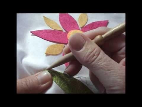 Hand Applique w Erin Russek (playlist)