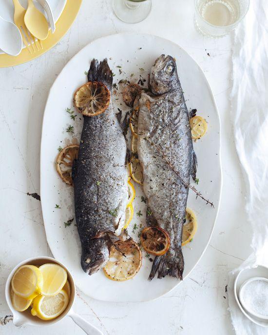 Fish / Matt Armendariz #food #photography
