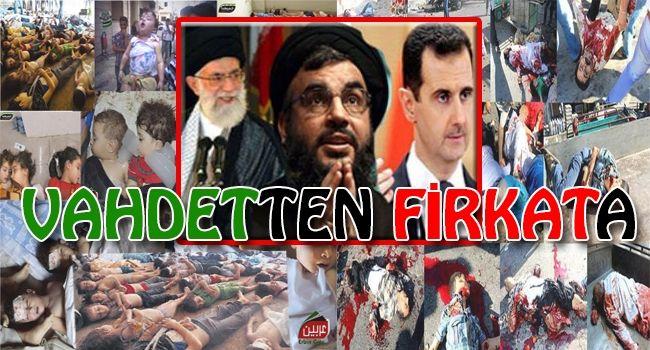 'Vahdetten Firkata' - kureselajans.com-İslami Haber Medyası