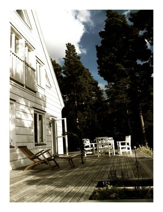 Δείτε αυτήν την υπέροχη καταχώρηση στην Airbnb: Guest house by the sea - Μπανγκαλόου προς ενοικίαση στην/στο Στοκχόλμη