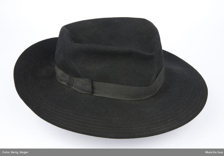 DigitaltMuseum - Hatt