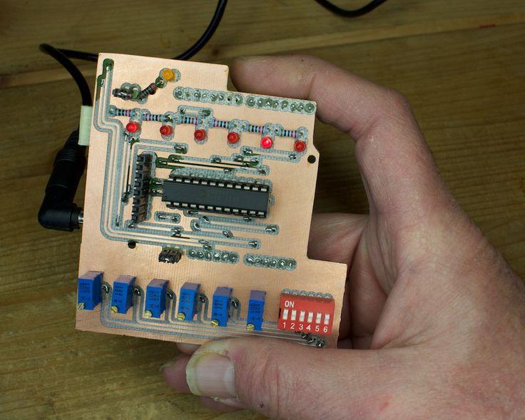 Potenciômetro Digital Arduino Shield