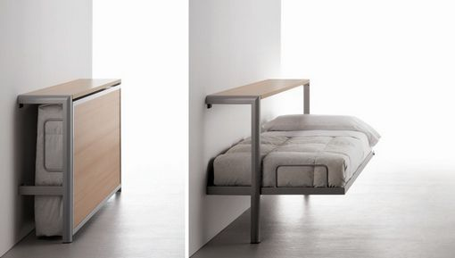 space saving beds but could be a fold down bench. I may need this if I have kids that would need to stay at my house when I am a youth minister.