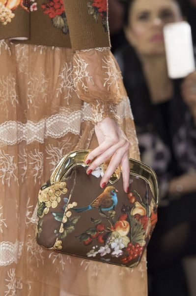 Blugirl Fall Winter 2015/2016 Accessories Collection #mfw