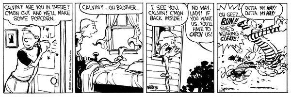 cleats cartoon strip