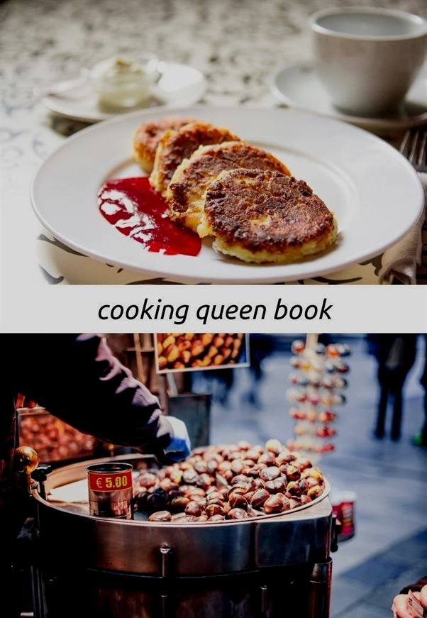 cooking queen book_748_20180830062925_58 #cooking snails in