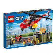 Lego City Fire Res Unit 60108