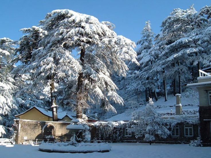 Amazing tourist destination in Himanchal Pradesh