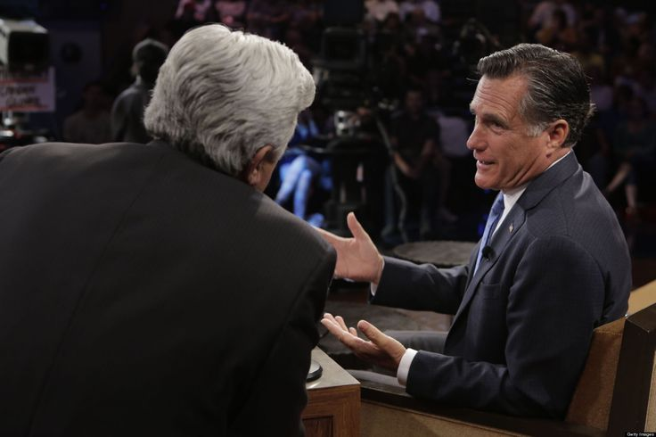 "Former Republican presidential hopeful Mitt Romney appeared on ""The Tonight Show"" Friday, where he discussed a number of scandals unfolding in Washington. Romney addressed the Internal Revenue Service's targeting of conservative groups in the lead-up to the 2012 election, saying he thinks ""a special counsel should be appointed because only a special council can investigate the administration."""
