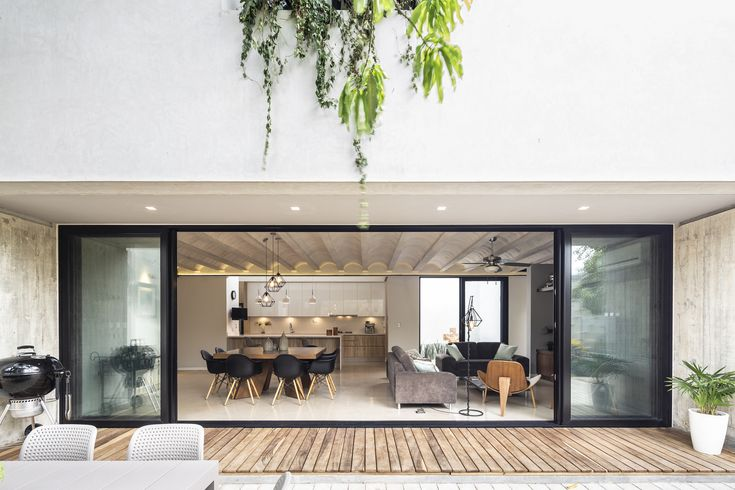 Gallery of PDC House / Central de Proyectos SCP - 22 | Living room design modern. Living room designs. House